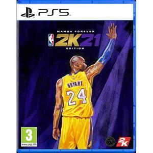 NBA 2K21 Mamba Forever Edition PS5