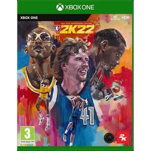 NBA 2K22 75th Anniversary Edition Xbox One