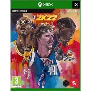 NBA 2K22 75th Anniversary Edition Xbox Series