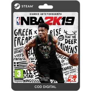 NBA 2K19 PC (licenta electronica Steam)