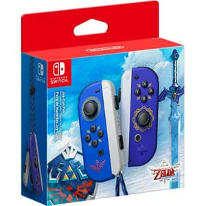 Set Controller Joy-Con NINTENDO Switch The Legend of Zelda: Skyward Sword Edition