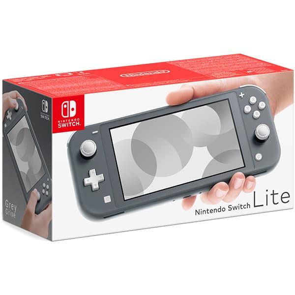 Consola portabila Nintendo Switch Lite, grey