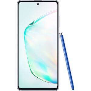 Telefon SAMSUNG Galaxy Note 10 Lite, 128GB, 6GB RAM, Dual SIM, Aura Glow