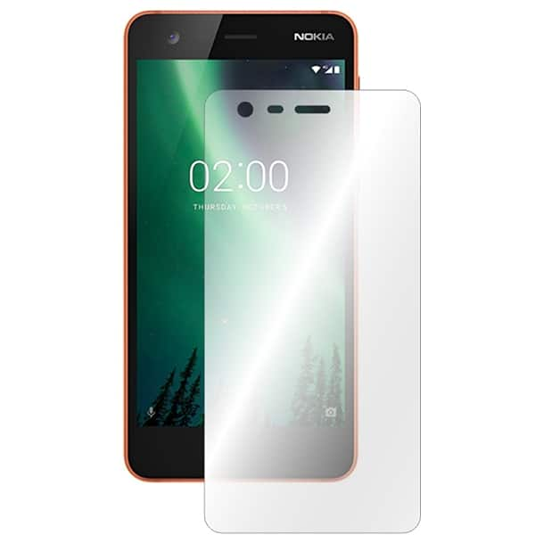 Folie protectie pentru Nokia 2, SMART PROTECTION, display, polimer, transparent
