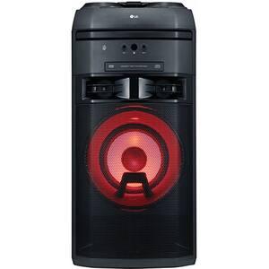 Sistem audio LG XBOOM OK55, 500W, Bluetooth, USB, CD, Radio FM, negru