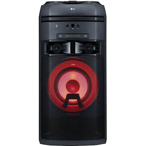 Sistem audio LG XBOOM OK55, 500W, Bluetooth, USB, CD, Radio FM, negru
