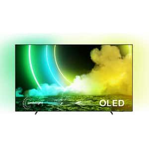 Televizor OLED Smart PHILIPS 55OLED705, Ultra HD 4K, 139 cm