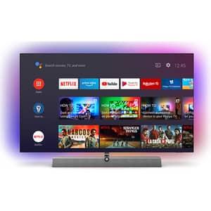 Televizor OLED Smart PHILIPS 48OLED935/12, 4K Ultra HD, HDR10+, 121 cm