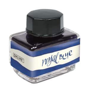 Calimara cerneala ONLINE Inspiration Line, 15 ml, albastru