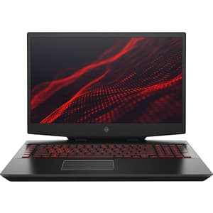 "Laptop Gaming HP Omen 17-cb0029nq, Intel Core i7-9750H pana la 4.5GHz, 17.3"" Full HD, 32GB, SSD 512GB + HDD 1TB, NVIDIA GeForce RTX 2080 8GB, Free DOS, negru"
