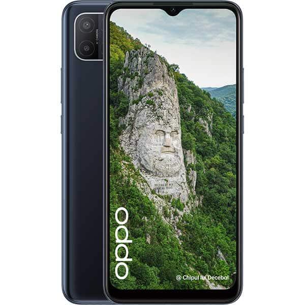 Telefon OPPO A15s, 64GB, 4GB RAM, Dual SIM, Dynamic Black