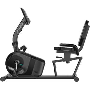 Bicicleta magnetica ORION Joy L250, volanta 6 kg, greutate suportata 120 kg, 8 trepte, negru