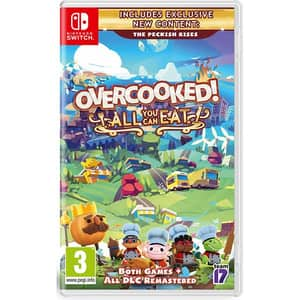Overcooked! All You Can Eat Dual Pack Nintendo Switch
