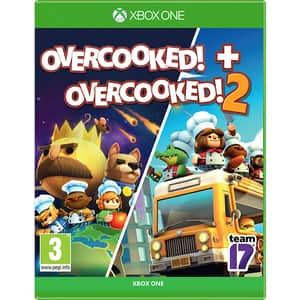 Overcooked! + Overcooked! 2 (Dual Pack) Xbox One