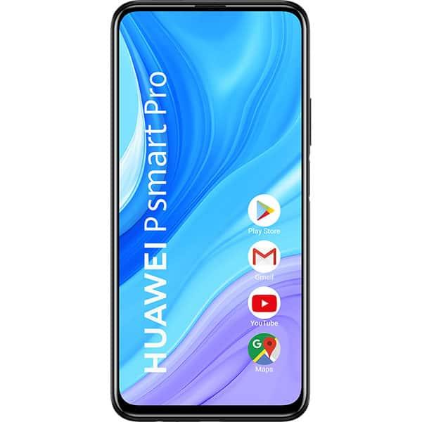 Telefon HUAWEI P Smart Pro, 128GB, 6GB RAM, Dual SIM, Midnight Black