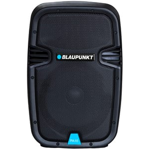 Boxa portabila BLAUPUNKT PA10, Bluetooth, Radio FM, Karaoke, negru