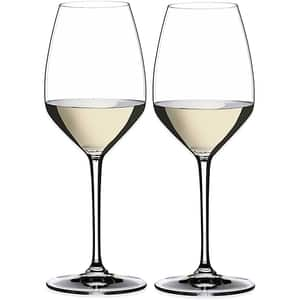 Set pahare RIEDEL Heart to Heart Riesling 6409/05, 0.46l, 2 piese, cristal