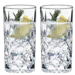 Set pahare RIEDEL Tumbler Collection Spey Longdrink 0515/04 S3, 0.375l, 2 piese, cristal