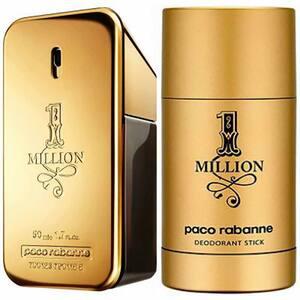 Set cadou PACO RABANNE 1 Million: Apa de toaleta, 50ml + Deodorant stick, 75ml
