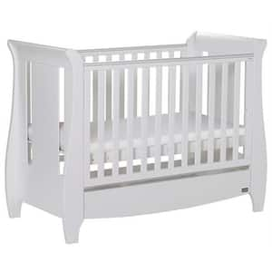 Patut 3 in 1 TUTTI BAMBINI Katie, 0 luni - 4 ani, alb