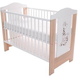 Patut E-KIDS Gigi PS2337, 0 luni-4 ani, alb-maro