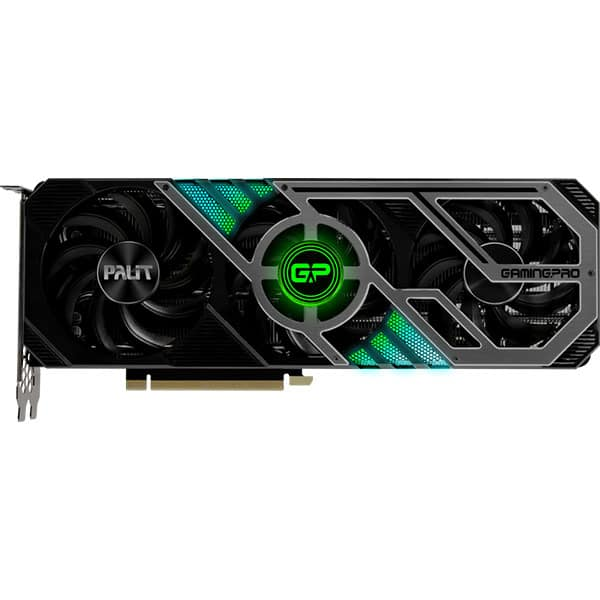 Placa video PALIT GeForce RTX 3070 GamingPro OC, 8GB GDDR6, 256bit, NE63070S19P2-1041A