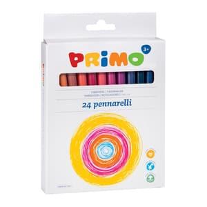 Markere MOROCOLOR Primo, 24 culori