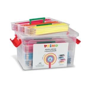 Creioane colorate Morocolor Primo, 216 culori