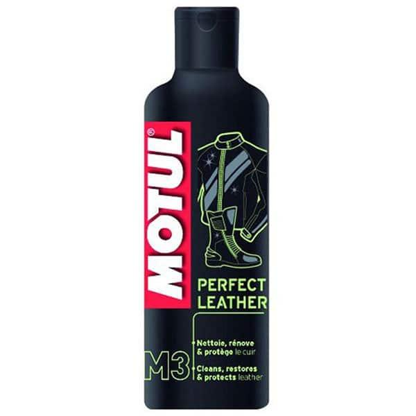 Solutie curatare elemente din piele MOTUL Perfect Leather M3, 250ml