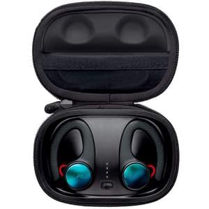 Casti PLANTRONICS BackBeat FIT 3100, PLB00132, True Wireless, Bluetooth, In-Ear, Microfon, gri