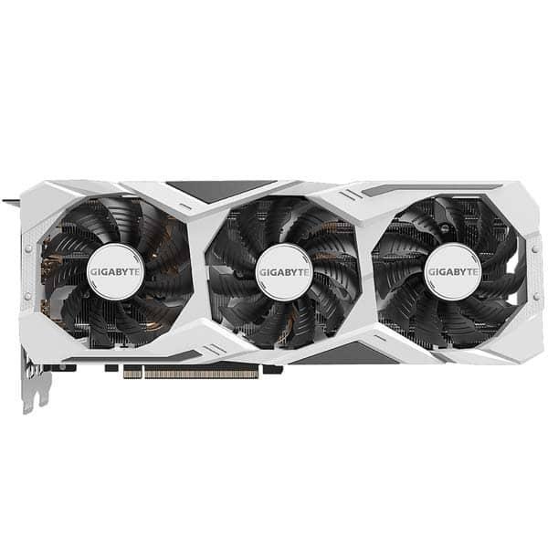 Placa video GIGABYTE GeForce RTX 2080 SUPER GAMING OC WHITE 8G, 8GB GDDR6, 256bit, N208SGAMING OC-8GW