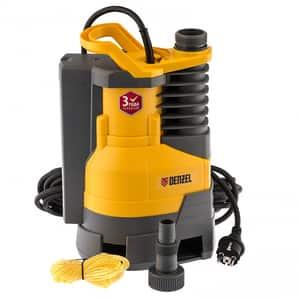 Pompa submersibila DENZEL DPX950 X-PRO, 950W, 15500l/h, galben