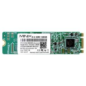Solid-State Drive (SSD) MINIX MINSSD128 pentru Neo N42C-4, M.2 2280, SATA 3, 128GB
