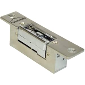 Yala electromagnetica SILVERCLOUD YS800, incastrabila, Fail Secure NO, argintiu
