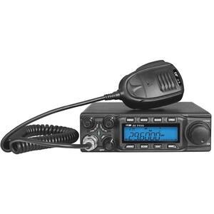 Statie radio CB CRT SS 9900, 4W, ASQ reglabil, USB,  AF-FM