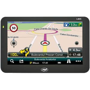 "Sistem de navigatie GPS PNI L805, 5"" Touch, 8 GB, Harta europei"
