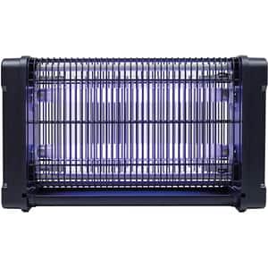 Capcana electrica pentru insecte PNI UV300, 80mp