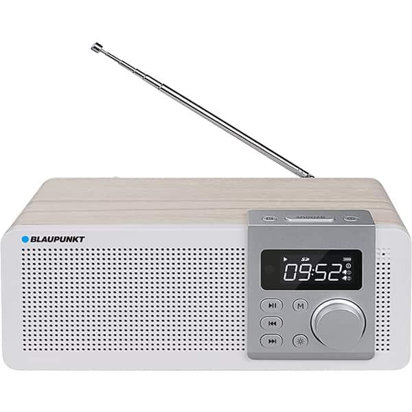 Radio portabil BLAUPUNKT PP14BT, FM, USB, SD, AUX, Bluetooth, bej