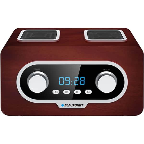 Radio portabil BLAUPUNKT PP5.2BR, FM, USB, SD, AUX, maro