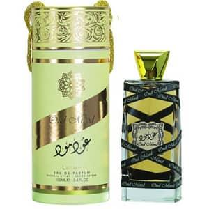 Apa de parfum LATTAFA PERFUMES Oud Mood, Unisex, 100ml