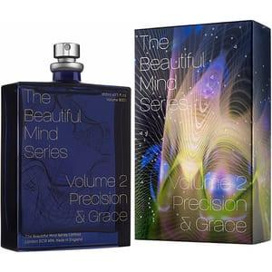 Apa de parfum ESCENTRIC MOLECULES The Beautiful Mind Series Volume 2 Precision & Grace, Unisex, 100ml
