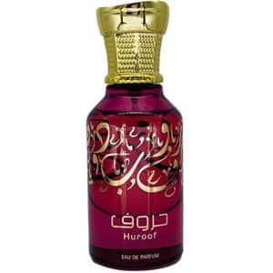 Apa de parfum ARD AL ZAAFARAN Huroof, Unisex, 50ml