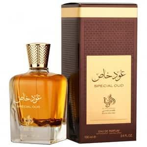 Apa de parfum AL WATANIAH Special Oud, Unisex, 100ml