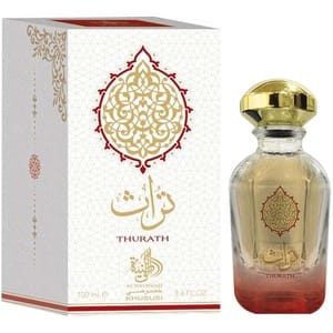 Apa de parfum AL WATANIAH Thurath, Unisex, 100ml