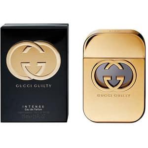 Apa de parfum GUCCI Guilty Intense, Femei, 75ml
