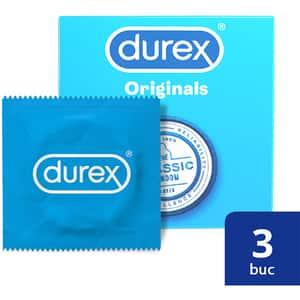 Prezervative DUREX Classic, 3buc