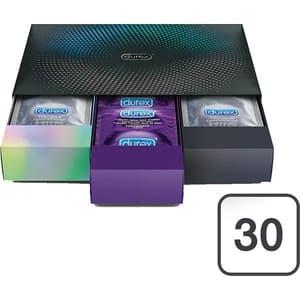 Prezervative DUREX Surprise Me Deluxe, 30buc