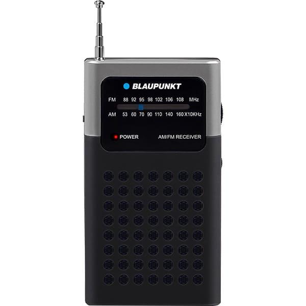 Radio portabil BLAUPUNKT PR4BK, FM/AM, Jack 3.5mm, negru