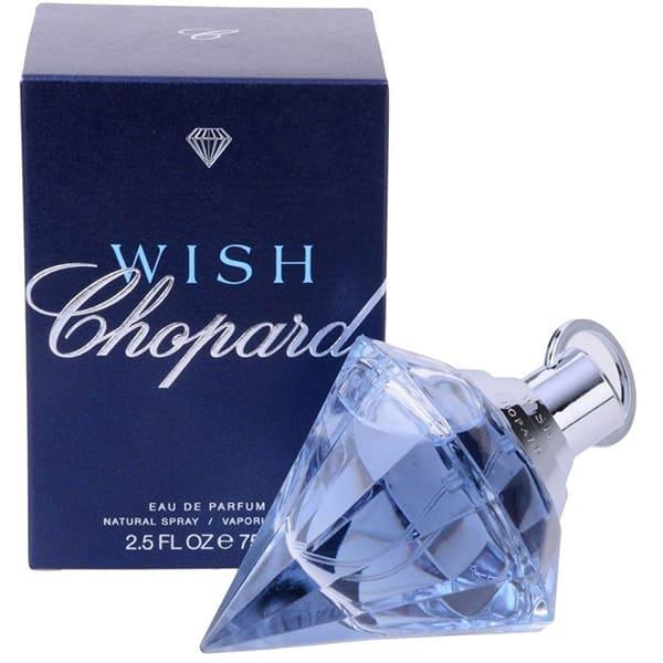 Apa de parfum CHOPRAD Wish, Femei, 75ml