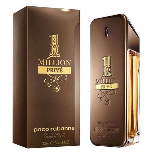 Apa de parfum PACO RABANNE 1 Million Prive, Barbati, 100ml